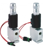 Proportional Hydraulic Flow Control Valves