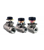Liquid Flow Control Valves